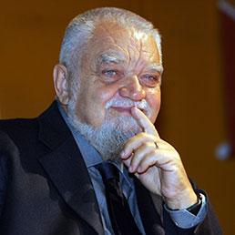 Enzo Bianchi, fondatore e attuale priore della Comunità monastica di Bose (Ansa)