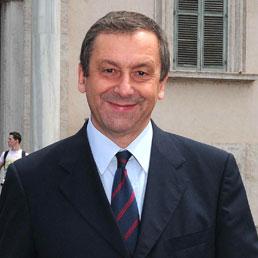 Il neo Ministro dell'MIUR Francesco Profumo. Foto dalla rete