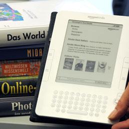 Ebook sempre piu' vivaci, ma ancora pochi