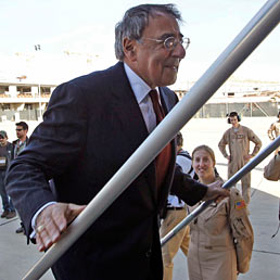 Il segretario alla Difesa americano Leon Panetta (Reuters)